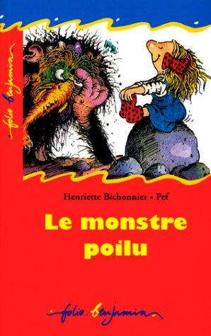 9782070505630: Le Monstre poilu