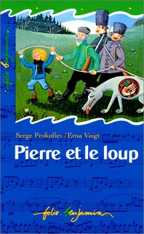 9782070506378: Pierre Et Le Loup