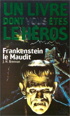 9782070506750: Epouvante ! tome 2 : Frankenstein le maudit