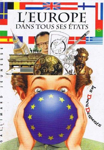 9782070507597: L'Europe dans tous ses �tats