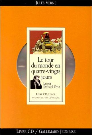 livre+cd).tour du monde en quatre-vingts jours.(foju5.spec): Verne, Jules