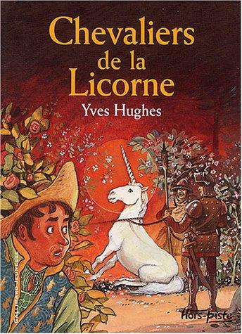 9782070508167: Chevaliers de la Licorne