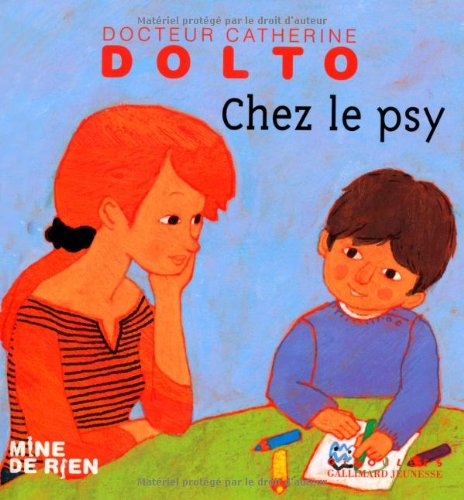 9782070508204: Chez Le Psy (French Edition)