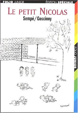 9782070508815: Le Petit Nicolas (Coffret) 4 Vols (French Edition)