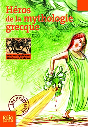 9782070508990: Heros de la mythologie grecque