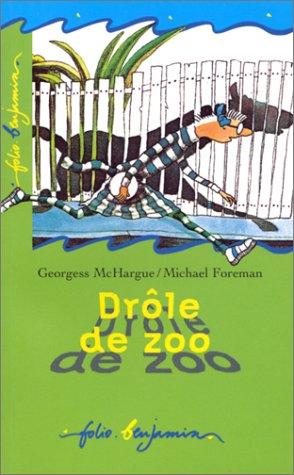 9782070509096: Drole de zoo
