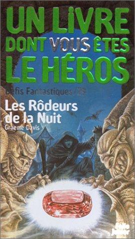9782070509300: Défis fantastiques, tome 29 : Les Rôdeurs de la nuit