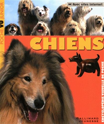 Chiens (9782070510818) by DAVID A. TAYLOR