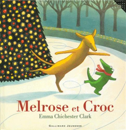9782070511068: Melrose et Croc (Albums Gallimard Jeunesse)
