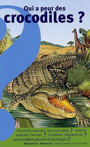 9782070511754: Qui a peur des crocodiles ?