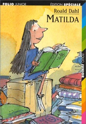 9782070512546: Matilda (French Edition)