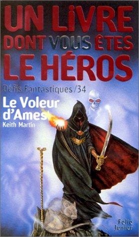 9782070512645: Le Voleur d'âmes