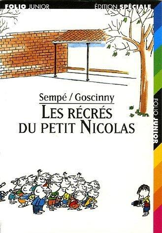 9782070513352: Les récrés du petit nicolas (Folio Junior)