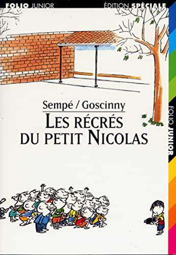 9782070513352: Les Récrés du petit Nicolas