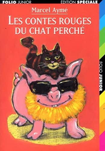 9782070513376: Les contes rouges du chat perché