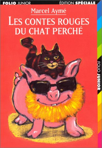 LES CONTES ROUGES DU CHAT PERCHE