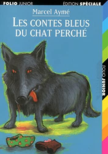 9782070513390: Les Contes Bleus Du Chat Perche