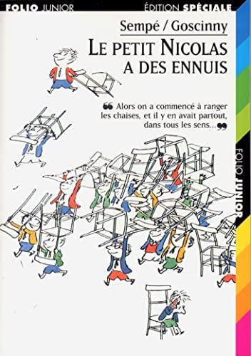 Le petit Nicolas a des ennuis (2070513416) by Goscinny Sempe