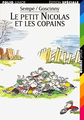 9782070513420: Le Petit Nicolas : Le petit Nicolas et les copains (Folio Junior)