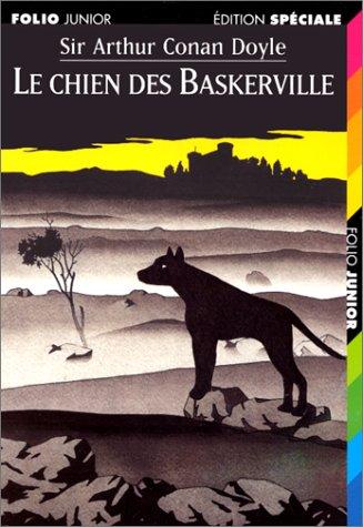 Le chien des baskerville (Folio Junior): Arthur Conan Doyle