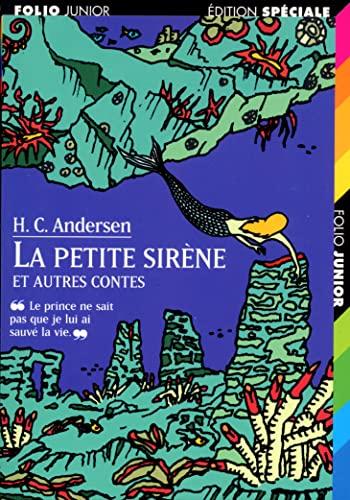 9782070513529: La Petite Sir�ne et autres contes