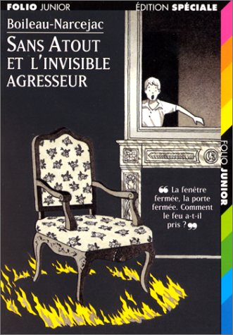 9782070513598: L'Invisible agresseur