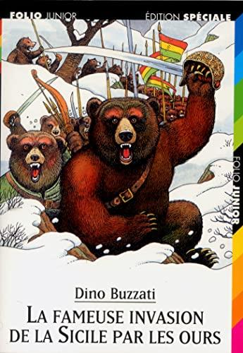 9782070513659: La Fameuse Invasion de la Sicile par les ours