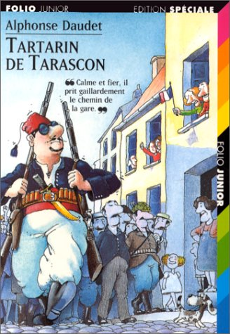 Tartarin De Tarascon (Folio Junior Edition Spéciale): Daudet, Alphonse