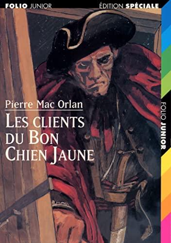 9782070514038: Les clients du bon chien jaune (Folio Junior Edition Spéciale)