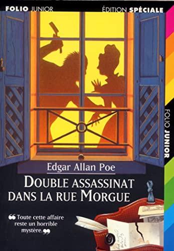 9782070514199: Double assassinat dans la rue Morgue