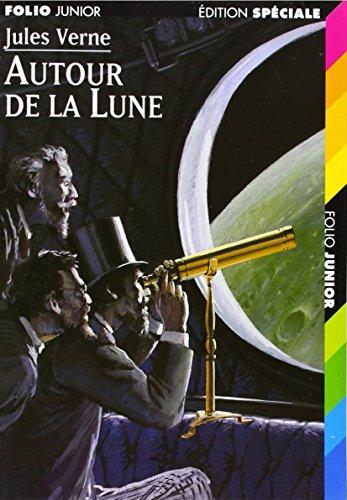9782070514342: Autour de la Lune (Folio Junior)