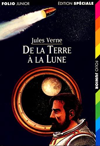 9782070514359: De la terre à la lune
