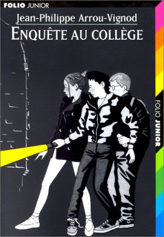 9782070514427: Enqoete Au College (French Edition)