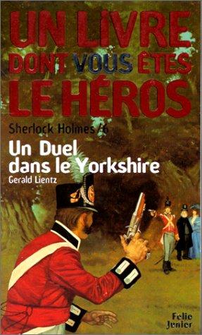 9782070514557: Un duel dans le Yorkshire