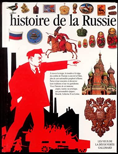 Histoire de la Russie (French Edition): Murrell, Kathleen Berton,