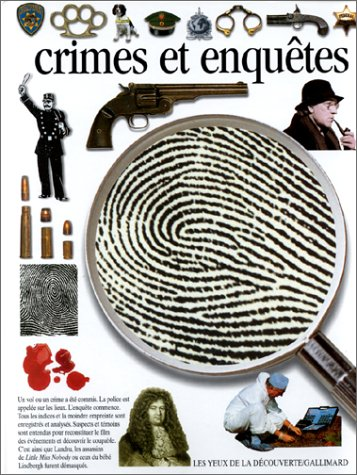 Crimes et enqu?tes (French Edition): Lane, Brian, Kindersley,