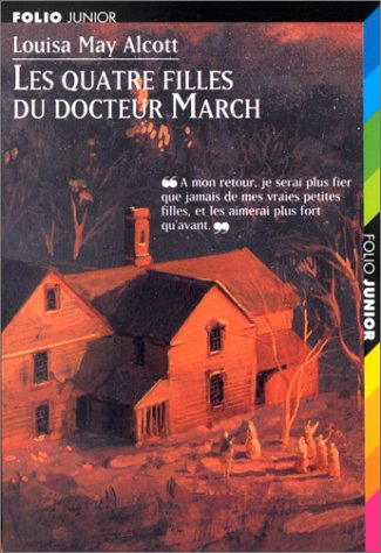9782070515165: LES QUATRE FILLES DU DOCTEUR MARCH (Folio Junior)