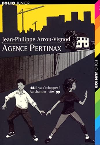 9782070515219: Agence Pertinax