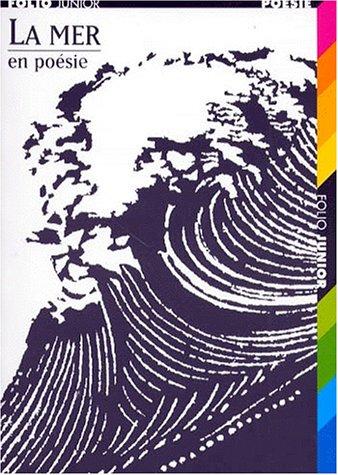 9782070515301: La mer en poésie
