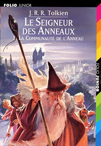 9782070515790: Le Seigneur des Anneaux, tome 1 : La Communauté de l'Anneau