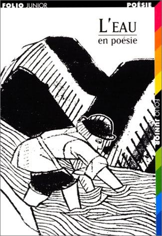 9782070515851: L'eau en poésie