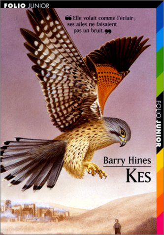 9782070516148: Kes: A Kestrel for a Knave (Folio Junior)