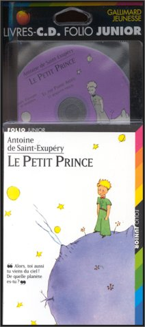 9782070516667 Le Petit Prince Book And Audio Cd Abebooks