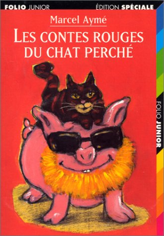 9782070516674: Livres-CD: Les Contes Rouges Du Chat Perche (French Edition)