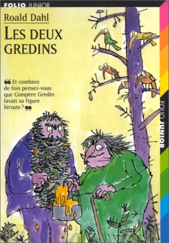 9782070516704: Les Deux Gredins (1 livre + 1 CD audio)