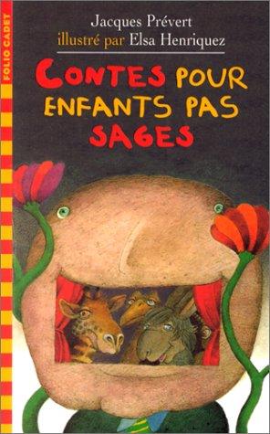 9782070517886: CONTES POUR LES ENFANTS PAS SAGES (Folio Cadet premiers romans)