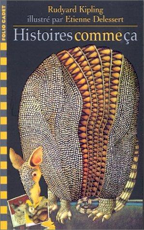 9782070517916: HISTOIRES COMME CA (Folio Cadet premiers romans)
