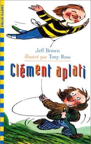 9782070517992: Clément aplati