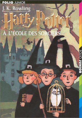 9782070518425: Harry Potter a l'ecole des sorciers