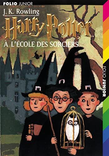 9782070518425: Harry Potter Et l'Ecole des Sorciers (Folio junior)